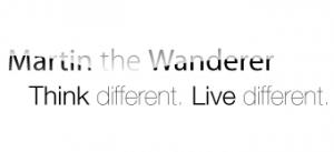 Martin the Wanderer